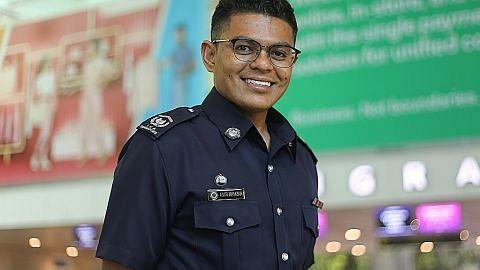 Kembali ke sekolah untuk tingkat prestasi dalam keselamatan awam