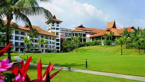 Laporan media: Bintan Lagoon Resort labuhkan tirai