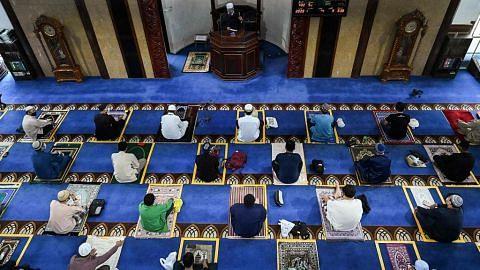 Lebih ramai jemaah dapat solat di masjid secara berperingkat