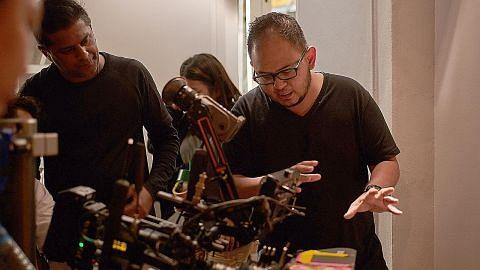 PERSONALITI SENI Pengarah filem, Raihan terus 'banting' tulang masa covid