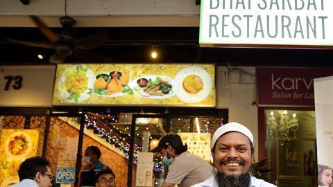 Dari kedai sarbat, kini buka restoran baru