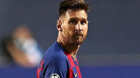 Koeman jurulatih baru Barcelona, Messi kekal di kelab