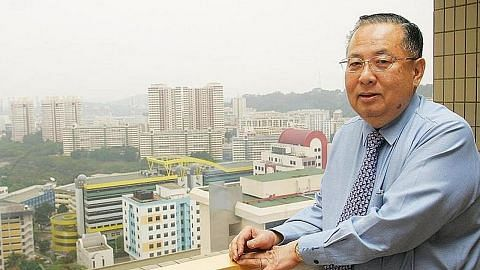 Takziah, sanjungan buat mendiang Ngiam Tong Dow
