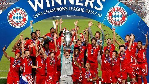 Bayern juara Eropah kali keenam
