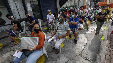 Filipina, Indonesia terus 'tenat' dilanda jangkitan tinggi Covid-19