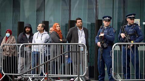 Penembak serangan 2 masjid di NZ mahu tembak lebih ramai mangsa