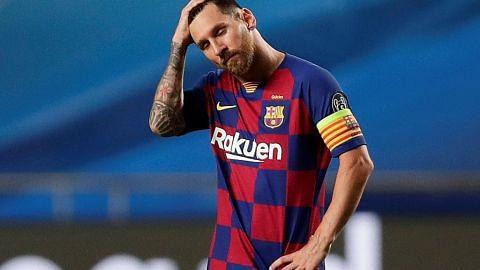 Tinggalkan Barca: Ke mana Messi mungkin pergi?