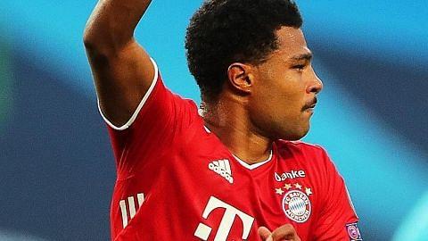 Dari pemain di pinggiran di Arsenal ke bintang Bayern