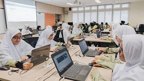 Fahmi usul pertingkat sokongan bagi madrasah