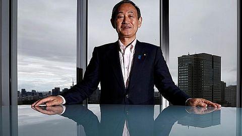 Ketua setiausaha kabinet Yoshihide Suga dijangka jadi PM baru Jepun