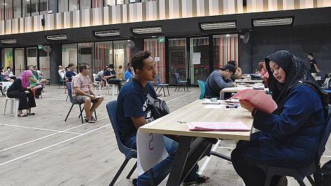 Josephine Teo: Skim bantuan bagi individu bekerja sendiri mungkin dilanjutkan
