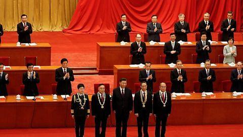 China raikan 'kemenangan' atasi Covid-19