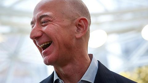 CEO Amazon Jeff Bezos kekal terkaya di Amerika