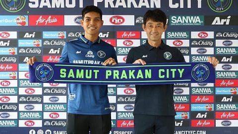 Izwan cerita pengalaman beraksi di liga Thai