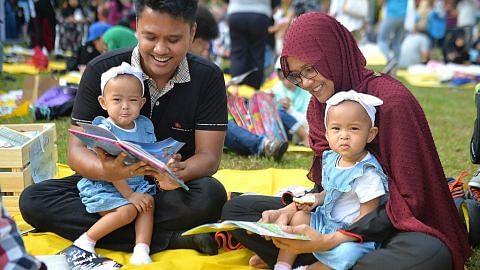 Tugas pertingkat masyarakat dibahagi-bahagi pemimpin Melayu