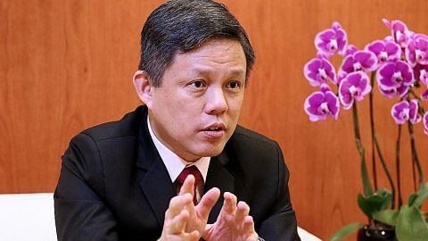 Chun Sing: Peniaga perlu fikir idea, model niaga baru