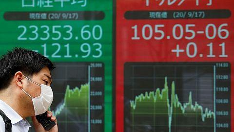 Dimensi ekonomi Jepun merudum