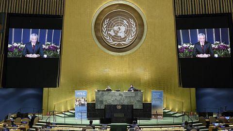 Pemimpin dunia peringati ulang tahun ke-75 PBB