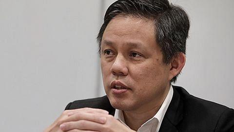 Niaga terus dibantu jalani transformasi digital: Chun Sing