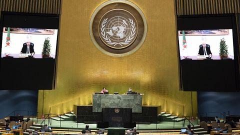 PBB yang berusia 75 tahun masih ada peranan menyatukan dunia