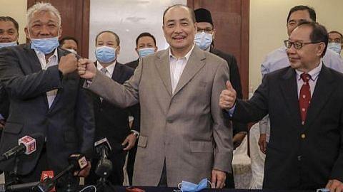 GRS sebulat suara namakan Hajiji sebagai Ketua Menteri