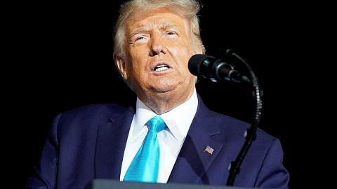 Trump hanya jelaskan AS$750 cukai pendapatan pada 2016