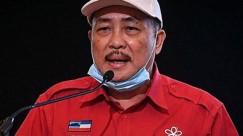 BERITA Hajiji Noor Ketua Menteri Sabah baru