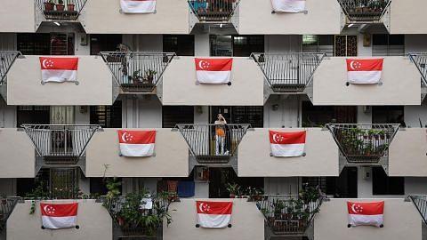 Tidak salah kibar bendera secara hormat: Edwin Tong