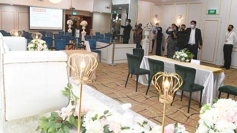 DPPMS 'anjur' majlis walimah buat panduan penyedia khidmat kahwin