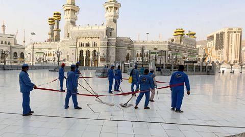 Saudi siap izin umrah secara berperingkat