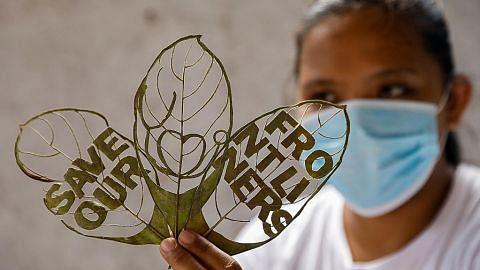 LINGKARAN DUNIA Entah bila pandemik nyah dari dunia