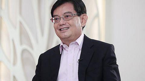 SG dalam kedudukan baik tuju fasa seterus: DPM Heng