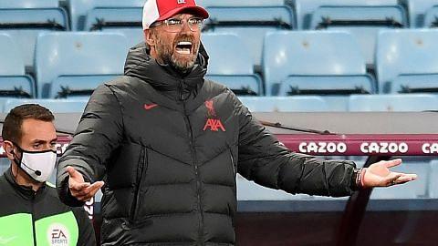 Klopp: Liverpool hilang arah, cuai Liverpool KALAH 2-7