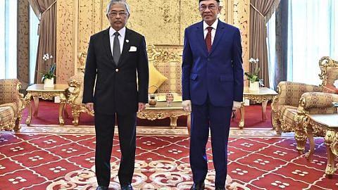 Agong nasihati Anwar supaya akur, hormat proses perundangan