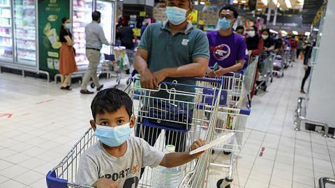 Kawalan pergerakan 2 minggu mula di KL, Putrajaya dan Selangor