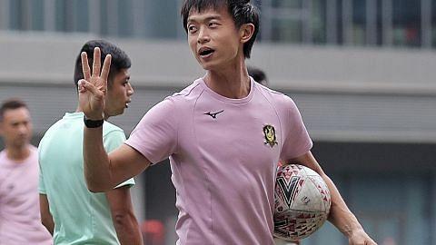 Pendahulu liga Tampines Rovers ada kelebihan PERLAWANAN SPL HUJUNG MINGGU INI
