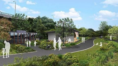 Taman Pasir Panjang terap sejarah kawasan, gabung ciri semula jadi