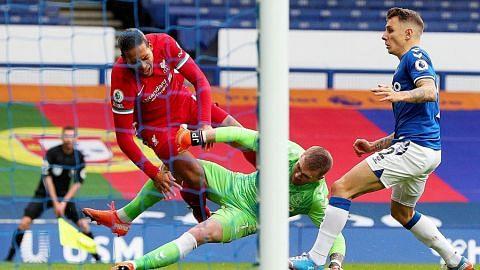 Apakah kesan kecederaan Van Dijk pada Liverpool?