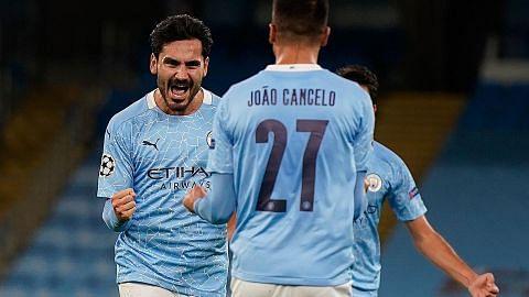 City, Liverpool buka tirai dengan kemenangan