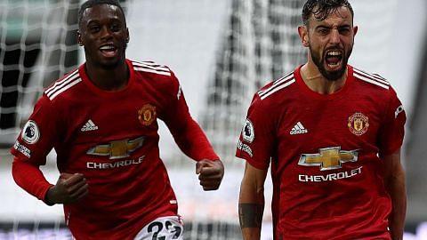 United buru kemenangan di Old Trafford