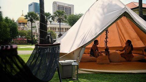 Cuti sekolah boleh cuba 'Singapore-liday'