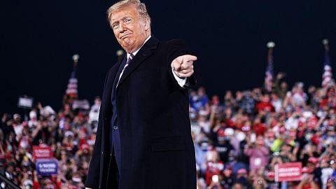 Siapa pilihan Amerika? Kenali Donald Trump