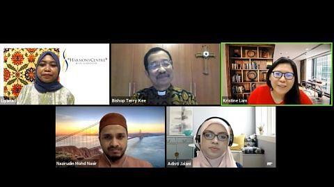 Peranan positif agama tangani cabaran dikongsi peserta