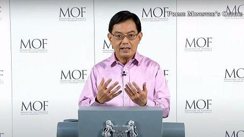 DPM Heng: S'pura bersedia hadapi perubahan, manfaat ekonomi digital