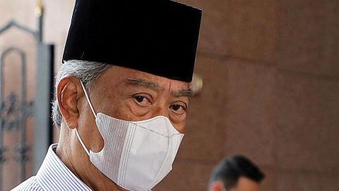 BERITA 'Pemimpin pembangkang tidak perlu desak Muhyiddin letak jawatan'