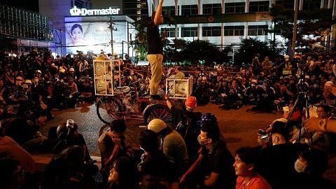 Jerman ikut terkait pergolakan politik Thailand