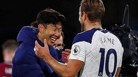 Son, Kane penyelamat Spurs, West Brom seri di padang lawan