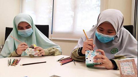MAI terap seni bagi bina pelajar menyeluruh
