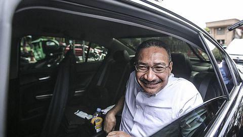 Hishammuddin sangkal laporan ada hasrat nak jadi TPM