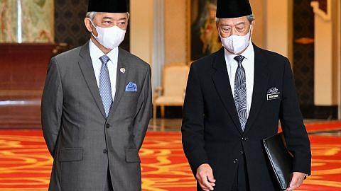 Anggota kabinet mewakili Umno kekal dalam kerajaan
